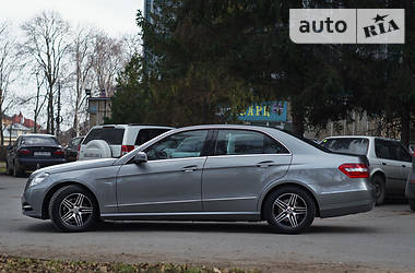 Mercedes-Benz E 220 2010 в Черновцах