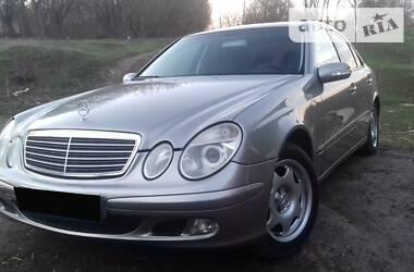 Mercedes-Benz E 220 2003 в Звенигородке