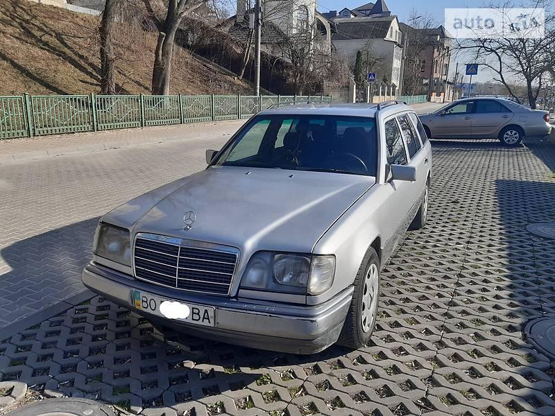Унiверсал Mercedes-Benz E 220 1996 в Тернополі