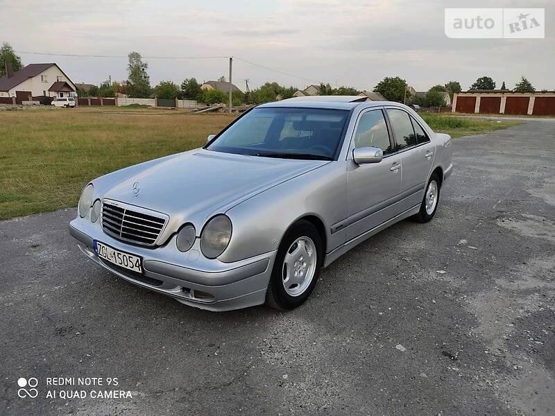 Mercedes-Benz E 220 Restail