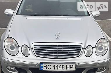 Mercedes-Benz E 220 2004 в Дрогобыче
