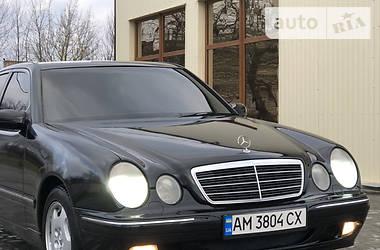 Mercedes-Benz E 220 2001 в Бердичеве