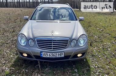Mercedes-Benz E 220 2008 в Виннице