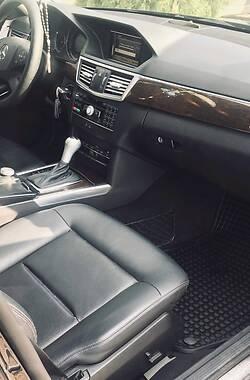 Седан Mercedes-Benz E 220 2011 в Виноградове