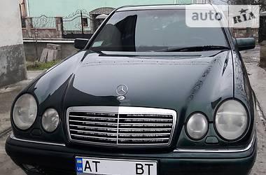 Mercedes-Benz E 230 1996 в Ивано-Франковске