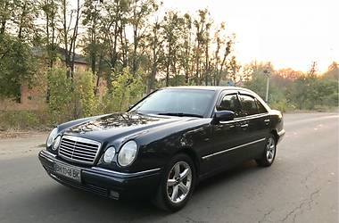 Mercedes-Benz E 230 1997 в Ахтырке