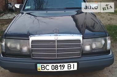 Mercedes-Benz E 230 1992 в Львове
