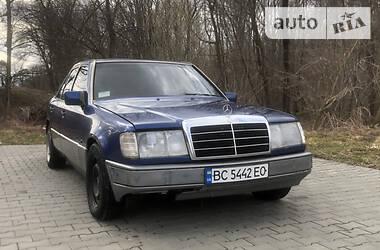 Mercedes-Benz E 230 1988 в Дрогобыче
