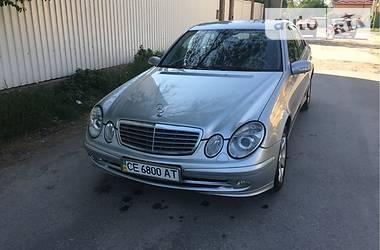 Mercedes-Benz E 240 2004