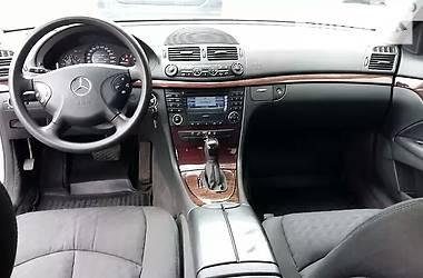 Mercedes-Benz E 240 2003 в Киеве