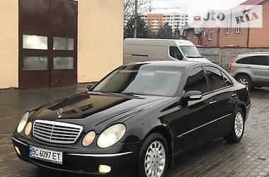 Mercedes-Benz E 240 2005 в Львове