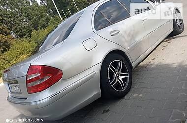 Mercedes-Benz E 240 2003 в Житомире