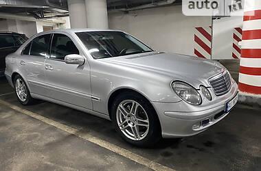 Mercedes-Benz E 240 2002 в Киеве