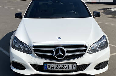 Mercedes-Benz E 250 2013 в Киеве