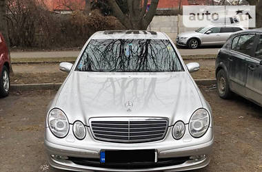 Mercedes-Benz E 270 2004