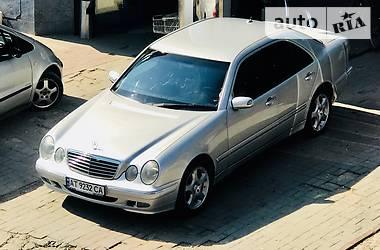 Mercedes-Benz E 270 2001 в Косове