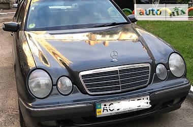 Mercedes-Benz E 270 2001 в Луцке