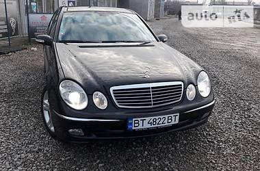 Mercedes-Benz E 270 2003 в Херсоне