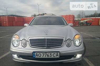 Mercedes-Benz E 270 2004 в Ужгороде