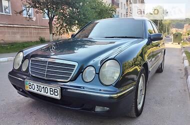 Mercedes-Benz E 270 2000 в Теребовле