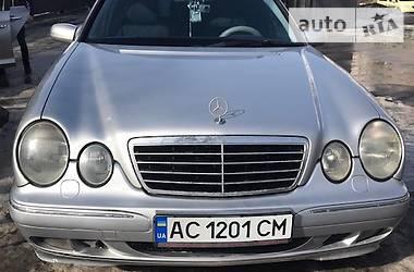 Mercedes-Benz E 270 2001 в Тернополе
