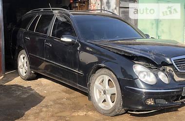 Mercedes-Benz E 270 2004 в Львове