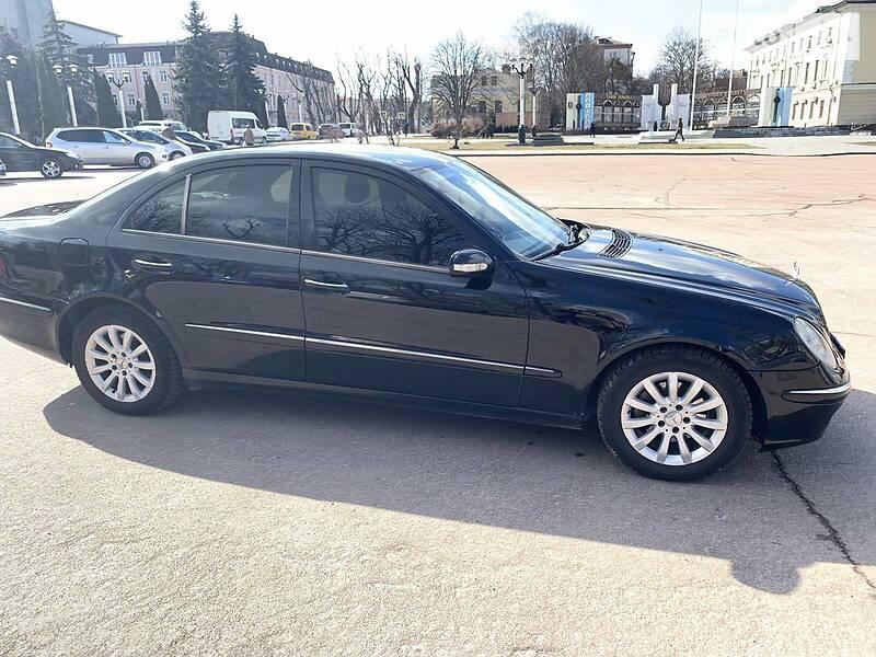 Седан Mercedes-Benz E 270 2004 в Хмельницькому