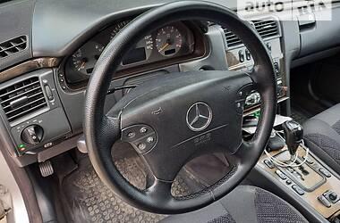 Седан Mercedes-Benz E 270 2000 в Теребовле