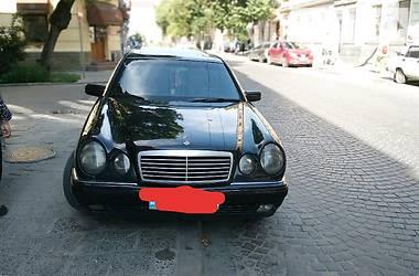 Mercedes-Benz E 280 1996 в Львове
