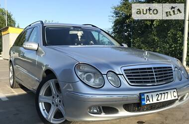 Унiверсал Mercedes-Benz E 280 2006 в Василькові