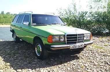 Mercedes-Benz E 300 1982 в Калуше