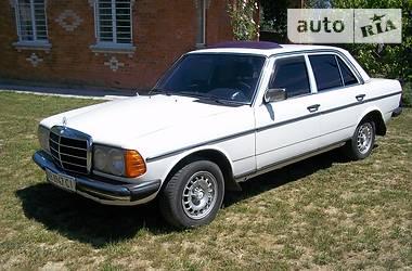 Mercedes-Benz E 300 1981 в Ильинцах