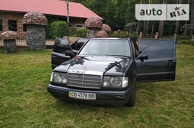 Mercedes-Benz E 300 1990 в Прилуках