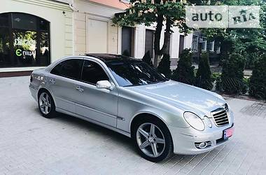 Mercedes-Benz E 320 2007
