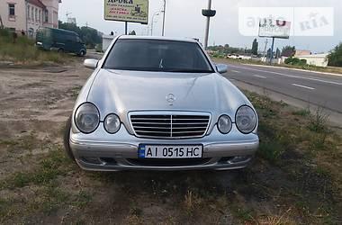Mercedes-Benz E 320 2000 в Киеве