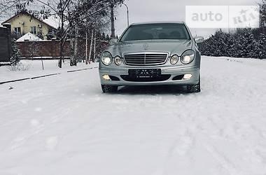 Mercedes-Benz E 320 2004 в Ровно