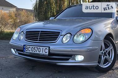Mercedes-Benz E 320 2005 в Трускавце
