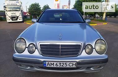 Mercedes-Benz E 320 2001 в Житомире