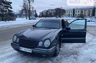 Mercedes-Benz E 320 1997 в Львове