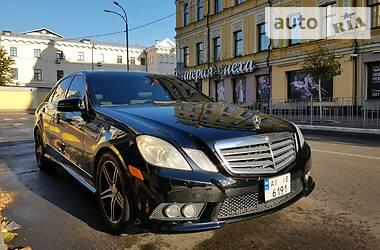 Mercedes-Benz E 350 2009 в Киеве