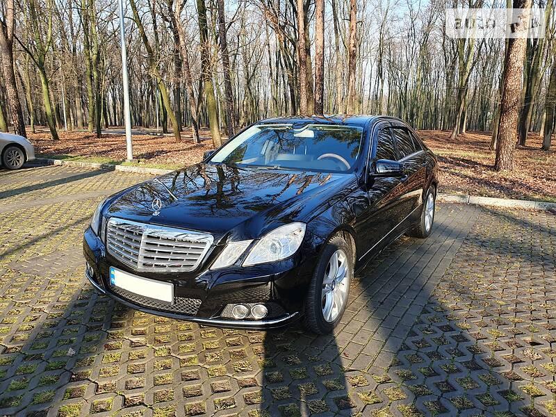 Mercedes-Benz E 350 2011 в Харькове