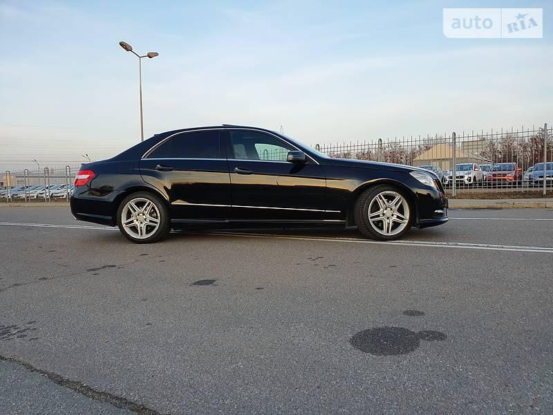 Mercedes-Benz E 350 2012 в Киеве