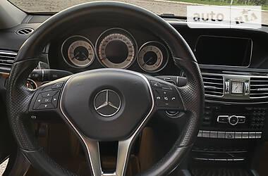 Mercedes-Benz E 350 2015 в Козове