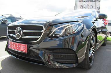 Седан Mercedes-Benz E 400 2020 в Киеве