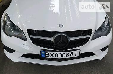 Mercedes-Benz E 400 2016 в Хмельницком
