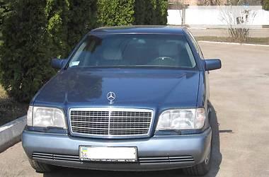 Mercedes-Benz E 420 1992 в Житомире