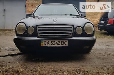 Mercedes-Benz E 420 1997 в Корсуне-Шевченковском