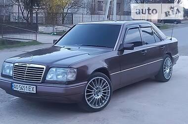 Mercedes-Benz E 420 1995 в Ужгороді
