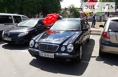 Mercedes-Benz E 430 2001 в Переяславе-Хмельницком