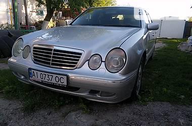 Mercedes-Benz E 430 2001 в Барышевке
